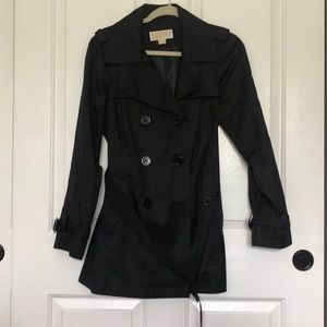 NWOT Michael Kors trench coat SZ M